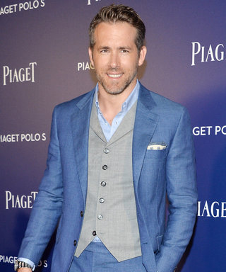 This Handsome Photo of Ryan Reynolds Will Make Your Day