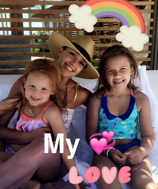 Jessica Alba Is Giving Us Major Family Vacation Goals