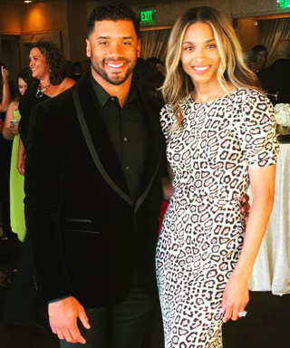Newlyweds Ciara and Russell Wilson Can't Contain Their Excitement Over the Singer's New Last Name