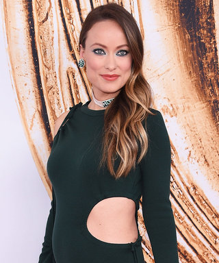 Olivia Wilde Shows Off Her Baby Bump and Cooking Skills