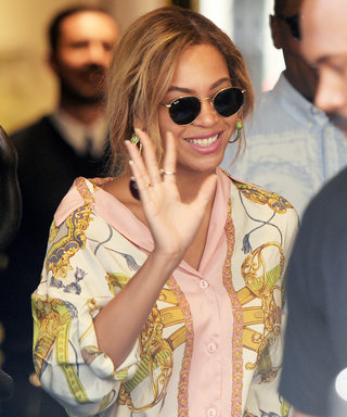 Beyoncé and Jay Z Go Shopping in Milan—and It's as Glamorous as You'd Expect