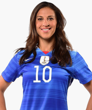5 Ways to Train Like U.S. Olympic Soccer Star Carli Lloyd