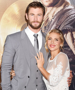 Chris Hemsworth Posted the Sweetest Message for Wife Elsa Pataky's 40th Birthday