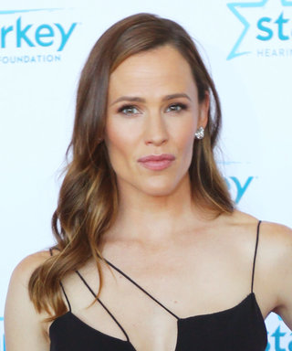 Jennifer Garner Owns the Red Carpet in All Black at a Gala in Her Honor