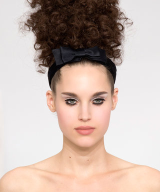 5 Satin Headbands Inspired by the Chanel Couture Runway