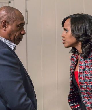 Kerry Washington and Her Scandal Dad Joe Morton Have a Very Different Off-Camera Relationship