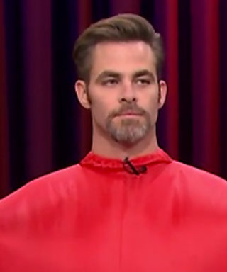 Watch Chris Pine Dance and Play Flip Cup While in an Inflatable Suit