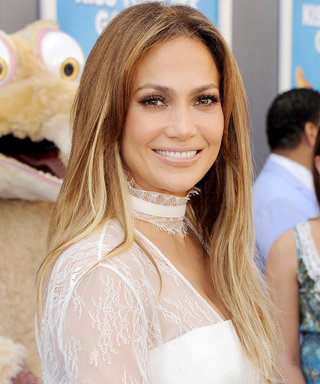 "See Jennifer Lopez's Cute Selfie with Her ""Princess"" aka 8-Year-Old Daughter Emme"