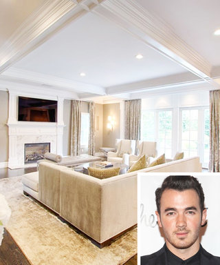 Kevin Jonas Just Listed His Stunning New Jersey Mansion for $2.3 Million—See Inside!