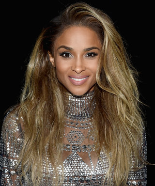 Ciara's Rehearsal Dress for Her Wedding Will Take Your Breath Away