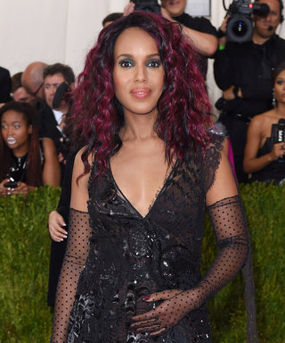 Kerry Washington Gives Birth to Baby No. 2!