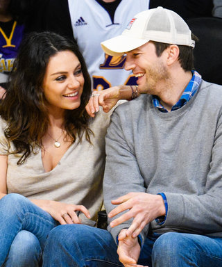 Mila Kunis on When Her Relationship with Ashton Kutcher Became Romantic
