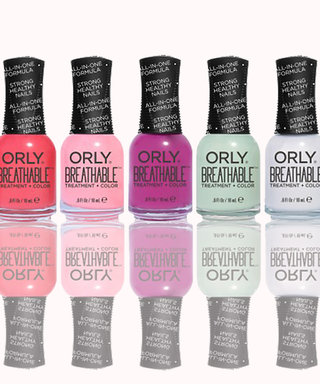 ORLY Just Launched a Nail Polish That Breathes