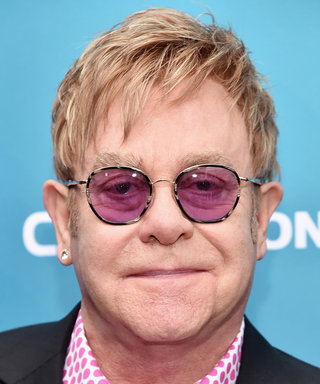 Elton John Opens Up About Seeing Prince Harry 'Totally In Love'