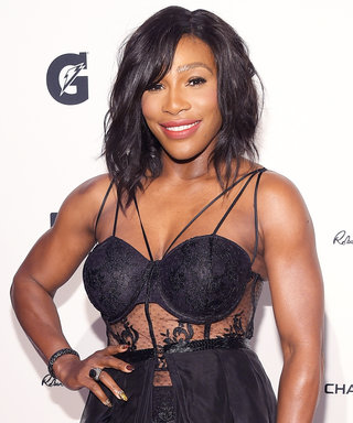 Serena Williams Is Total #Goals in This Sultry Lingerie Selfie