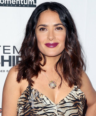 Salma Hayek Shares Rare Selfie of Herself and Stepdaughter Mathilde Pinault
