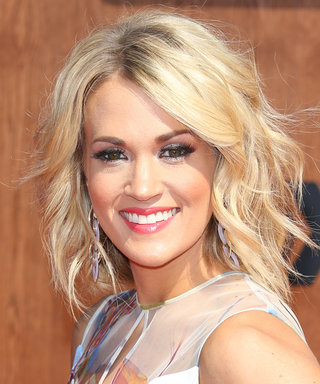 Carrie Underwood Just Posted the Cutest Video of Her Son Landing an Epic Belly Flop