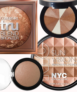 The Best Drugstore Bronzers to Wear Now