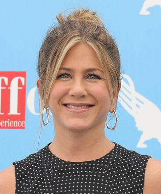 Jennifer Aniston Offers Heartfelt Message to Children at Italy's Giffoni Film Festival