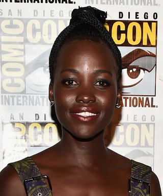 "You Have to See Lupita Nyong'o's ""Bad-Ass Women"" Comic-Con Group Shot with Brie Larson, Zoe Saldana, and More Stars"