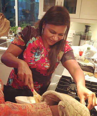 Mindy Kaling Will Make You a Huge Fan of Chrissy Teigen's Cookbook