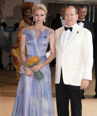 Princess Charlene of Monaco Brings Serious Glamour to the 68th Annual Red Cross Gala