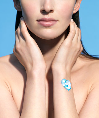This Temporary Tattoo Measures Just How Much Sun Exposure Your Skin Has Gotten