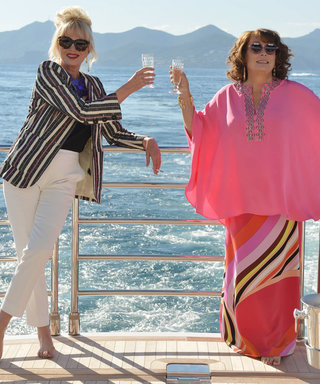 I Got Absolutely Fabulous Halloween Costume Tips Straight from Edina and Patsy