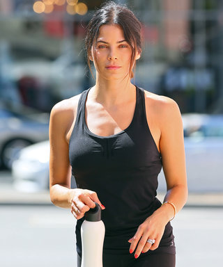 Jenna Dewan Tatum Impresses Us with Her Incredible Post-Workout Glow