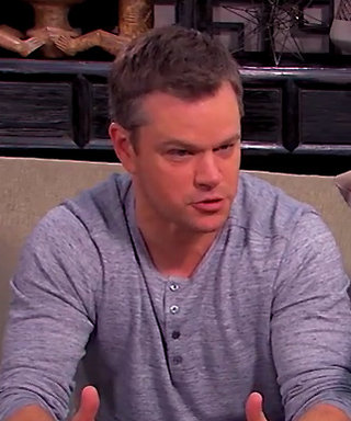 Watch Matt Damon and Jimmy Kimmel Lose It as They Share Their Feelings During Couples Therapy