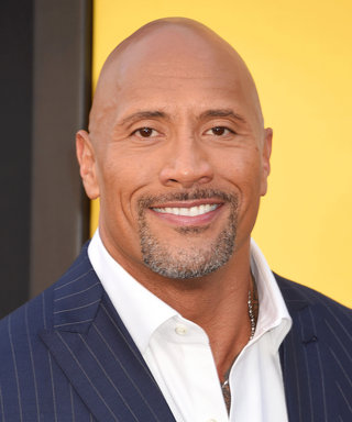 Dwayne 'The Rock' Johnson Shows Off His Diaper Duty Skills