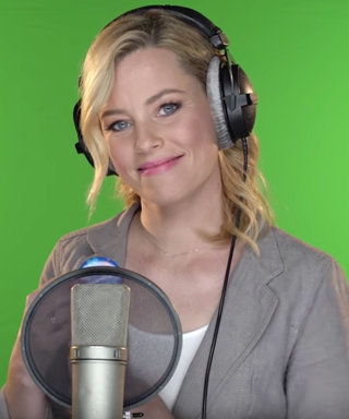"Elizabeth Banks Leads Celebrities in A Cappella ""Fight Song"" for Hillary Clinton"