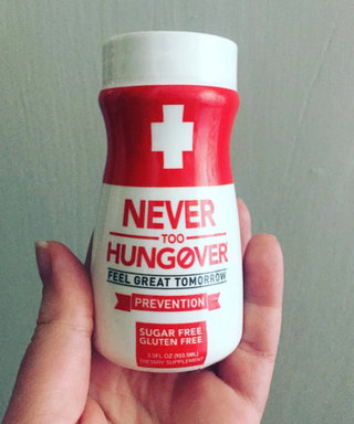 I Tried a Hangover Prevention Shot and It Kinda Sorta Worked