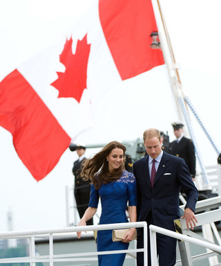 The Duke and Duchess of Cambridge Are Returning to Canada This Fall