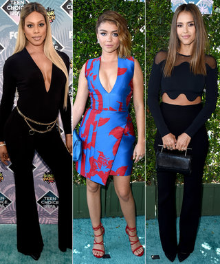 See Photos from the 2016 Teen Choice Awards Red Carpet