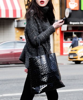 Trade in Your Backpack for One of these 10 Chic Totes