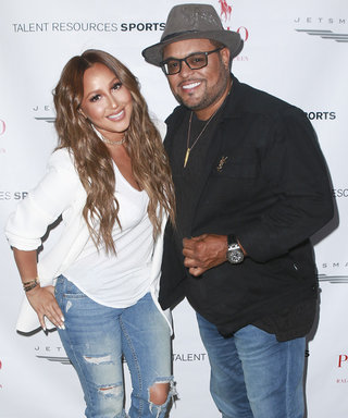 Adrienne Bailon Is Engaged! See Her Massive Diamond Ring