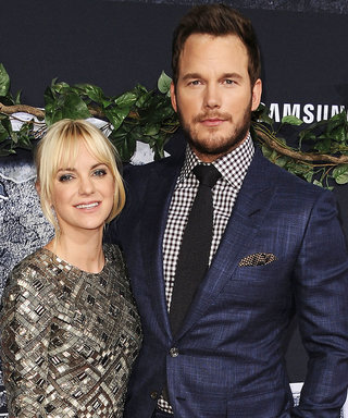 Chris Pratt and Anna Faris Attempt the 22 Push-Up Challenge