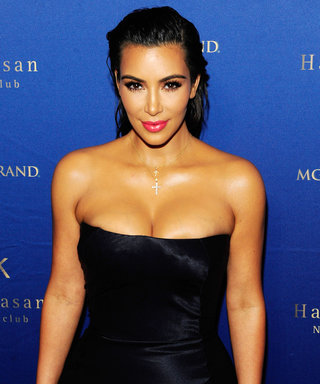 "Kim Kardashian West ""Shrunk""Her Body By Eating More of This"