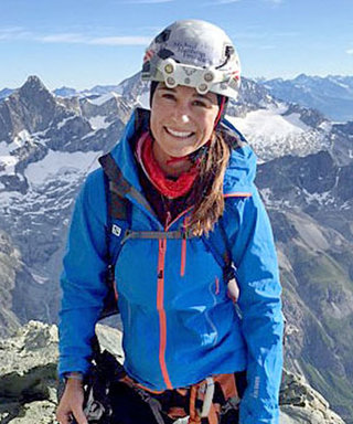 Pippa Middleton Scales the Matterhorn in Honor of Her Fiancé's Late Brother