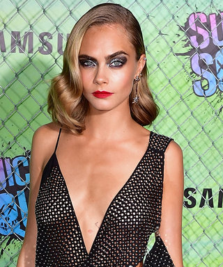 Cara Delevingne's Stylists Reveal the Story Behind Her Suicide Squad Promo Looks