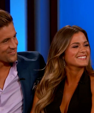 Watch Bachelorette JoJo Fletcher and Her New Fiancé Play the Newlywed Game