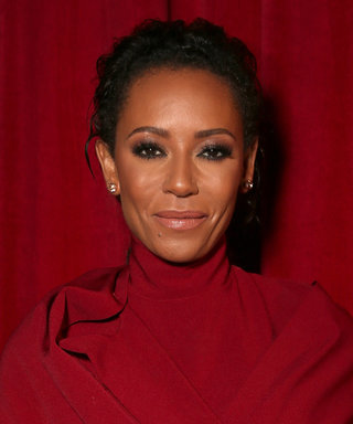 Spice Girl Mel B Shows Off Washboard Abs in Instagram Photos