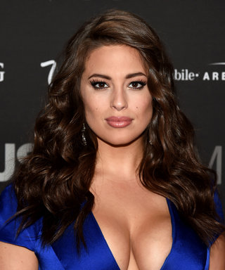 Ashley Graham's Latest Hairstyle Is All of the Ponytail Goals