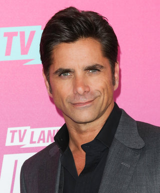 John Stamos Strips Off His Robe in This New Scream Queens Behind-the-Scenes 'Gram