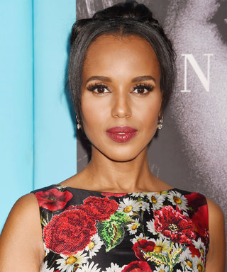 Kerry Washington Celebrates 3 Million Instagram Followers with the Cutest Video