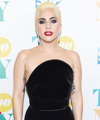 Lady Gaga Delivers Her Signature Take on First-Lady Style at Tony Bennett's 90thBirthday Party