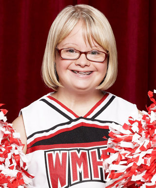 Glee's Lauren Potter Is Engaged—And It Was the Cutest Proposal EVER