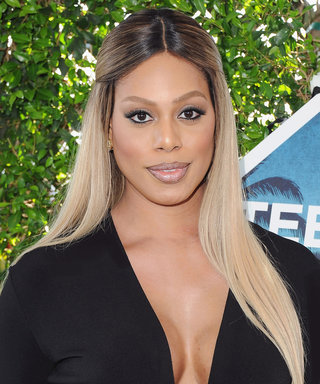 Laverne Cox Puts Her Natural Beauty on Display in Make-Up Free Selfie