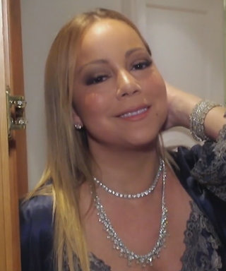 See Mariah Carey Try on Wedding Dresses in New Mariah's World Promo